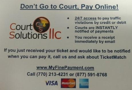 Pay Fines Online - Nevada County Sheriff AR
